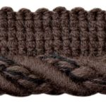 Cable Cordwelt shown in the Basaltcolor option.