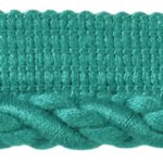 Cable Cordwelt shown in the Aquacolor option.