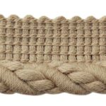 Cable Cordwelt shown in the Paper Bagcolor option.