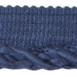 Cable Cordwelt shown in the Denimcolor option.