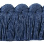 Fringe Benefitwelt shown in the Denimcolor option.