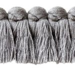 Fringe Benefitwelt shown in the Nickelcolor option.