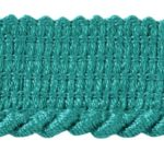 Spiral Cordwelt shown in the Aquacolor option.