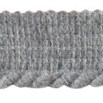 Spiral Cordwelt shown in the Platinumcolor option.