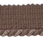 Spiral Cordwelt shown in the Sablecolor option.
