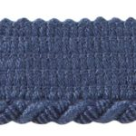 Spiral Cordwelt shown in the Denimcolor option.