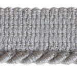Spiral Cordwelt shown in the Nickelcolor option.