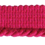Spiral Cordwelt shown in the Hotsy Totsycolor option.