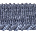 Spiral Cordwelt shown in the French Lilaccolor option.