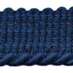 Spiral Cordwelt shown in the Hello, Sailor!color option.