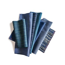 Swatches of Perennials performance fabrics