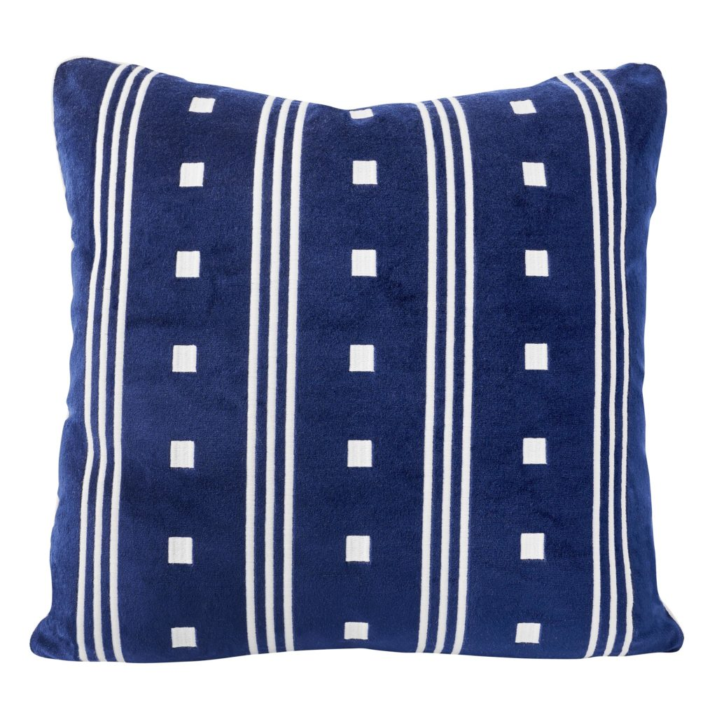 Rivet pillow in Hello, Sailor!