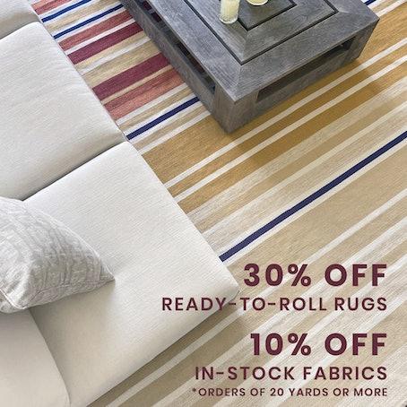 Luxury Indoor Outdoor Fabrics