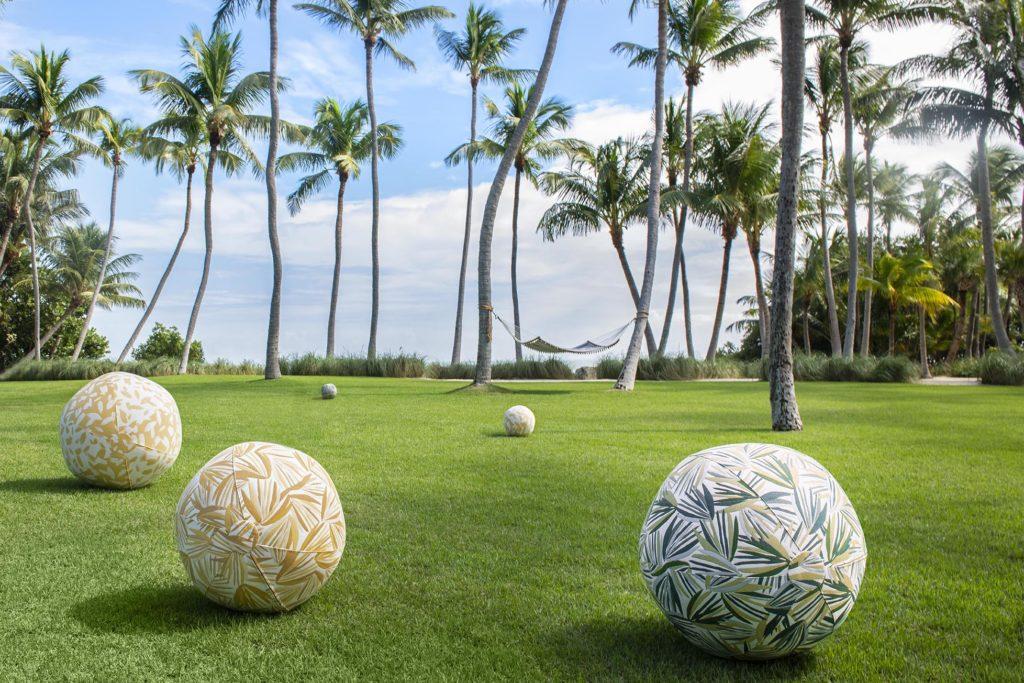 Villa del Sol Beach Balls